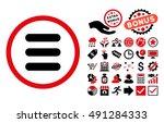 stack icon with bonus symbols....