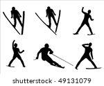 sport | Shutterstock .eps vector #49131079