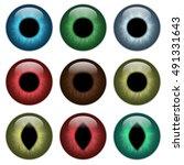 Set Pupil  Contact Lenses