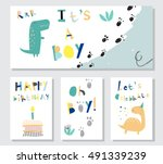 Collection Cards For Baby Boy...