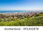 View Of Haifa  Haifa Port And...