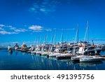 sochi  russia   september 29 ...   Shutterstock . vector #491395756