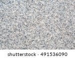 close up of seamless granite... | Shutterstock . vector #491536090