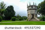 Octagon Tower  Studley Royal...
