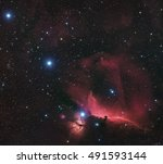 Real Nebulae Called Orion...
