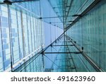 amazing architecture at canary... | Shutterstock . vector #491623960