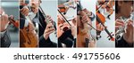 Classical Music Collage Of...
