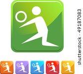 volleyball player | Shutterstock . vector #49187083
