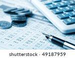 business report | Shutterstock . vector #49187959
