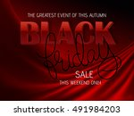 vector illustration of black... | Shutterstock .eps vector #491984203