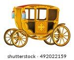 Cartoon Carriage  ...