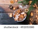 Homemade Christmas Shortbread...