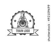 Train Logo Badge