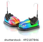 Pair Of Colorful Electric...
