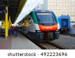 minsk  belarus   october 1 ... | Shutterstock . vector #492223696