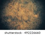 Stock photo designed grunge texture and grunge background 492226660