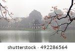 ha noi  viet nam  march 17 ... | Shutterstock . vector #492286564