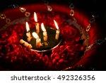 wedding and wedding celebration | Shutterstock . vector #492326356