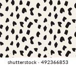 handsketched vector seamless... | Shutterstock .eps vector #492366853
