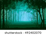 a high quality background of... | Shutterstock .eps vector #492402070