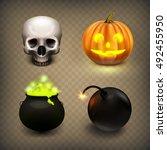 stock vector illustration... | Shutterstock .eps vector #492455950