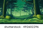 a high quality horizontal... | Shutterstock .eps vector #492602296