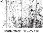 wooden planks disrty overlay... | Shutterstock .eps vector #492697540