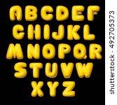 letters | Shutterstock .eps vector #492705373