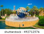 orlando. usa. florida   october ...   Shutterstock . vector #492712576