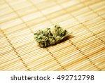 marijuana and cannabis | Shutterstock . vector #492712798