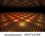 Stock photo abstract colorful dance floor background texture 492714709