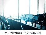 an interior of the empty...   Shutterstock . vector #492936304