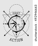 Direction  Direct Action  Clock ...