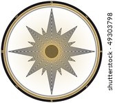 Compass Illustration  Each Of...