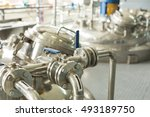tanks for chemical mixing on