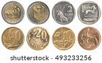 South African Rands Coins...