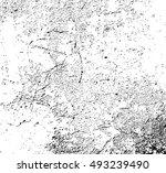 grunge texture.distress overlay ... | Shutterstock .eps vector #493239490