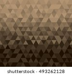 abstract geometric background.... | Shutterstock .eps vector #493262128