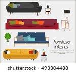 interior. sofa sets and home...