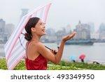 Rain  Weather Concept   Happy...