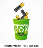 Recycling Battery Concept....