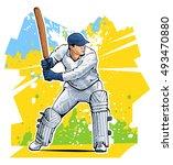 vector illustration of a... | Shutterstock .eps vector #493470880