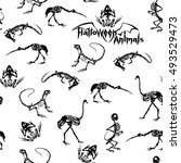 Halloween Animals   Black...