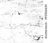 distress grainy dust overlay... | Shutterstock . vector #493566634