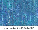 illustration beautiful... | Shutterstock . vector #493616506