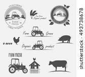Fresh Farm Produce.