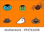 halloween monster pack  set of...
