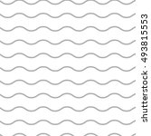 wave vector pattern  waves... | Shutterstock .eps vector #493815553