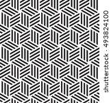 vector seamless texture. modern ... | Shutterstock .eps vector #493824100