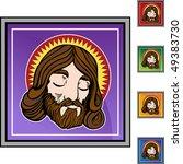 jesus | Shutterstock .eps vector #49383730